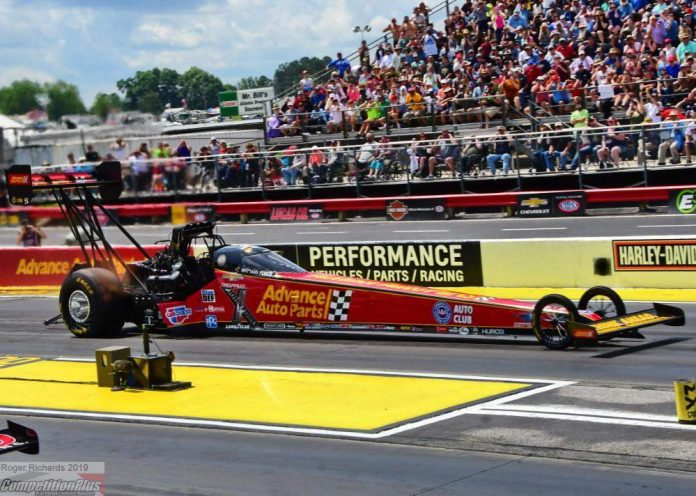 B. FORCE, HIGHT AND KRAWIEC SECURE NO. 1 SPOTS AT SOUTHERN NATIONALS