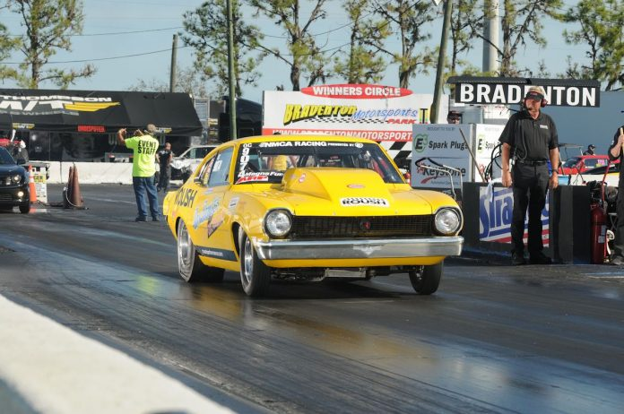 Cameron Bowles Hopes to Haul to Another Final Round at NMCA Memphis