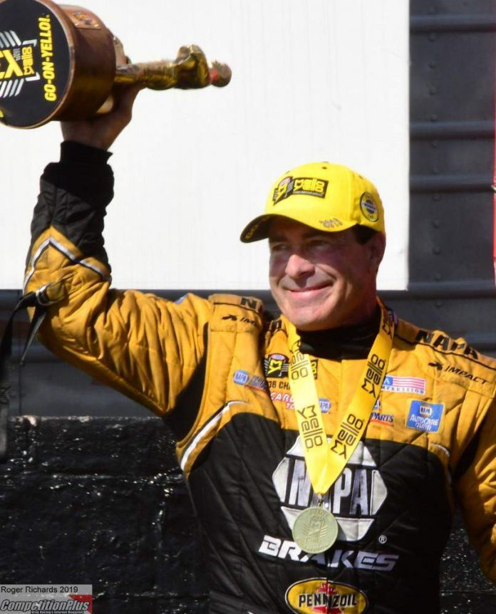 TORRENCE, CAPPS AND HINES PICK UP WINS AT 39TH ANNUAL SOUTHERN NATIONALS