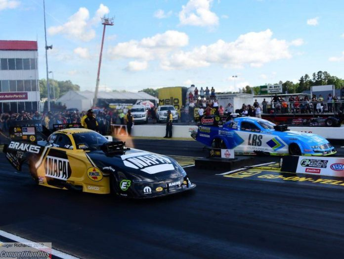 CAPPS SNARES FIRST FUNNY CAR WIN OF SEASON AT ATLANTA