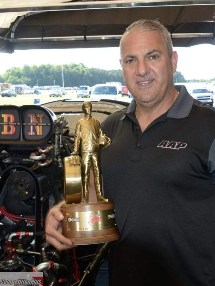 CASTELLANA CLAIMS PRO MOD TITLE AT NHRA SOUTHERN NATIONALS