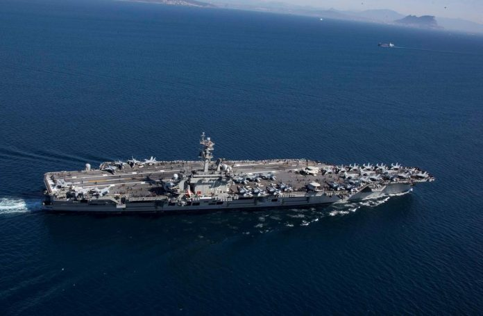 Iran commander calls U.S. military in Gulf a target not a threat: ISNA