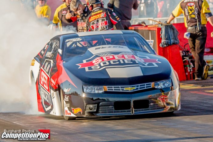 500-INCH PRO STOCK RACERS READY TO RESUME TITLE CHASE