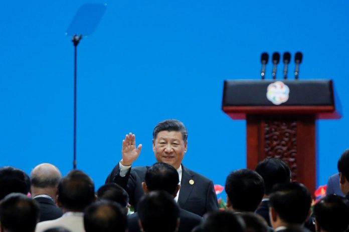 Amid trade war, China's Xi preaches openness, says no civilization superior
