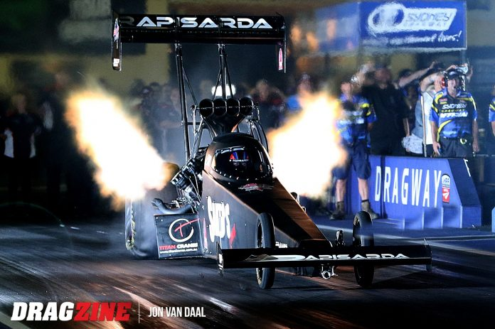 IHRA Nitro Thunder From Sydney Dragway
