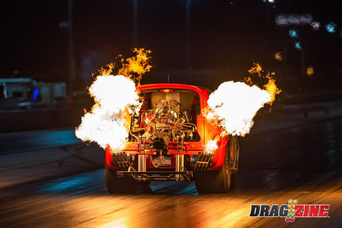 Tulsa Raceway Park's Spring Throwdown In T-Town