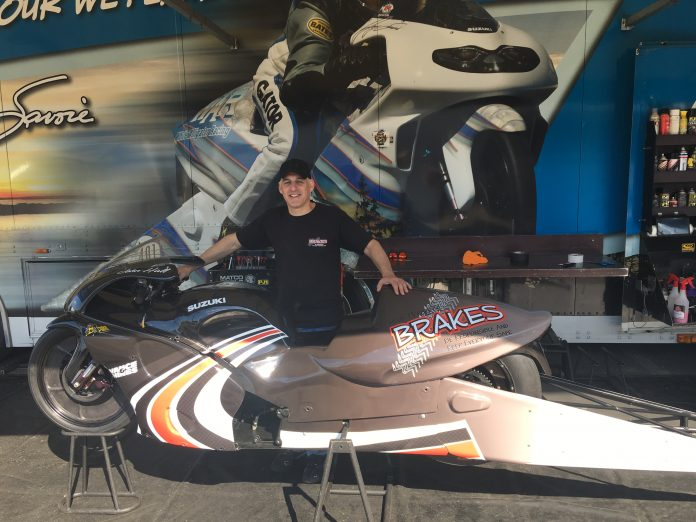 JOHN HALL RETURNS TO PSM COMPETITION WITH B.R.A.K.E.S.