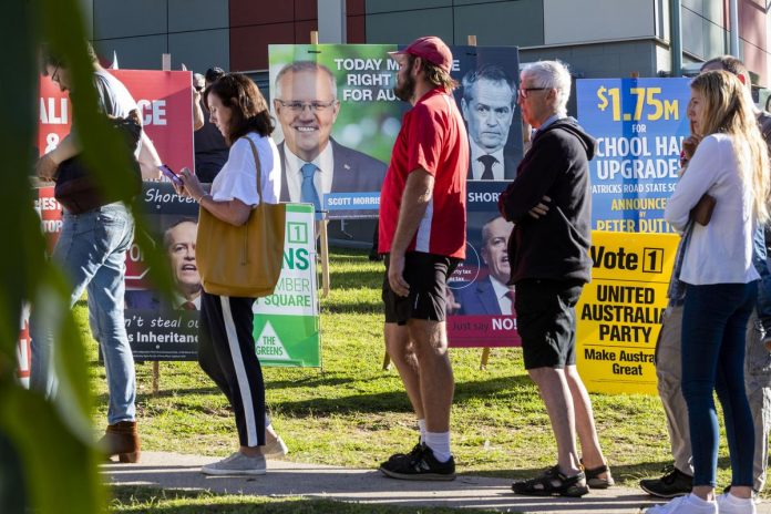 Australia's conservative government on course for 'miracle' election victory