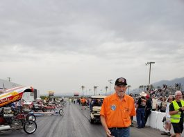 GIBBS NITRO REVIVAL ENSURES DRAG RACING'S HISTORY IS ALIVE AND WELL