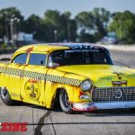 Jamie Otts' Sinister Turbocharged 1955 Chevy