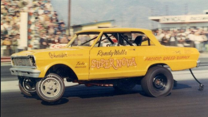 GRAND MARSHAL RANDY WALLS LEADS HONOREES FOR HOLLEY NATIONAL HOT ROD REUNION