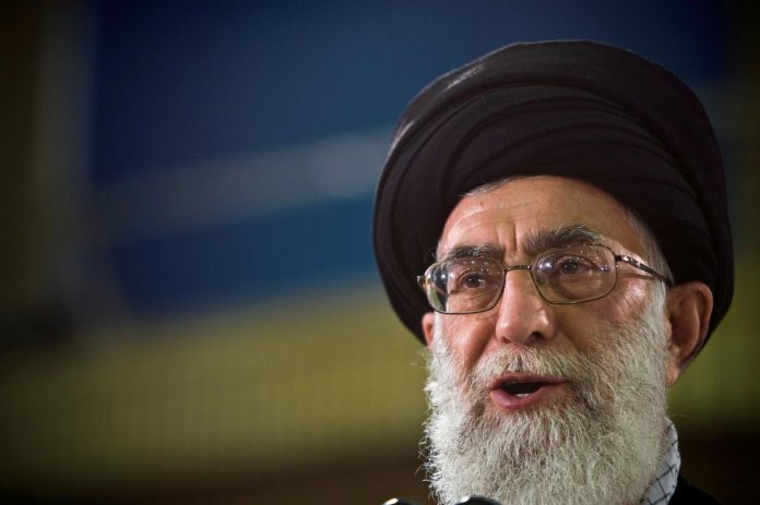 Iran's Supreme Leader says Tehran will not negotiate with U.S.