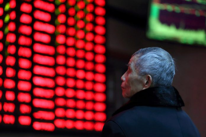 Fears of prolonged trade war put Asia stocks in retreat, bonds rally