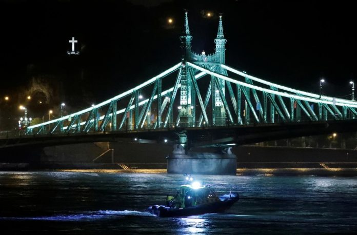 Seven South Koreans killed, 19 missing after Hungarian boat capsizes on Danube