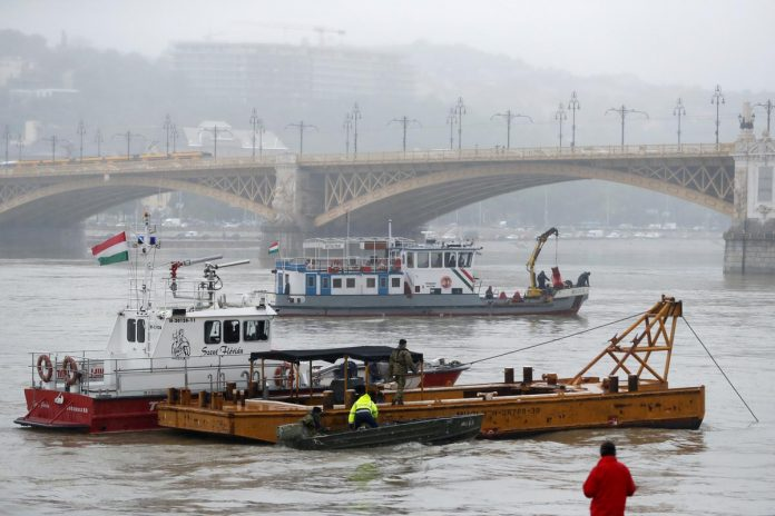 At least seven South Korean tourists dead in Budapest boat disaster
