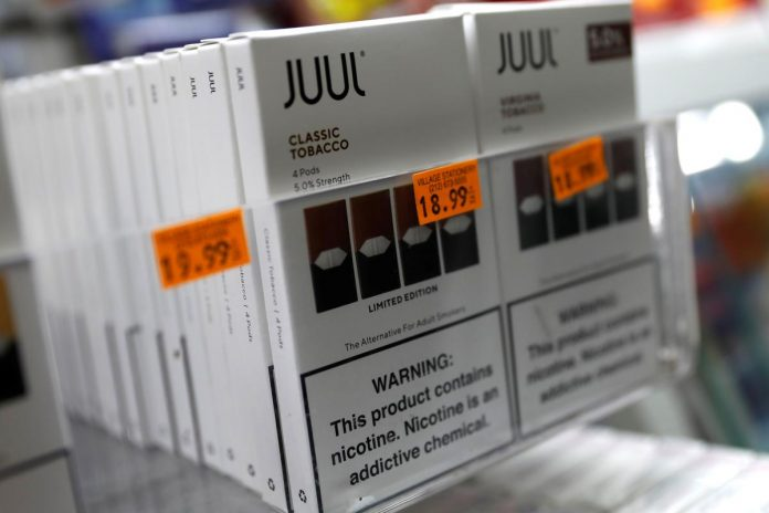 Juul considers opening retail stores in United States: source