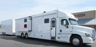 Flying A Motorsports' Popular Bunk Bed Motorhome