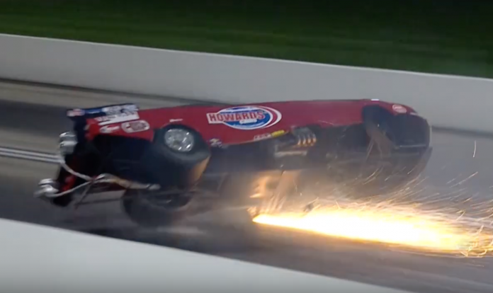 TAFC Racer Andy Bohl's Harrowing Chicago Crash