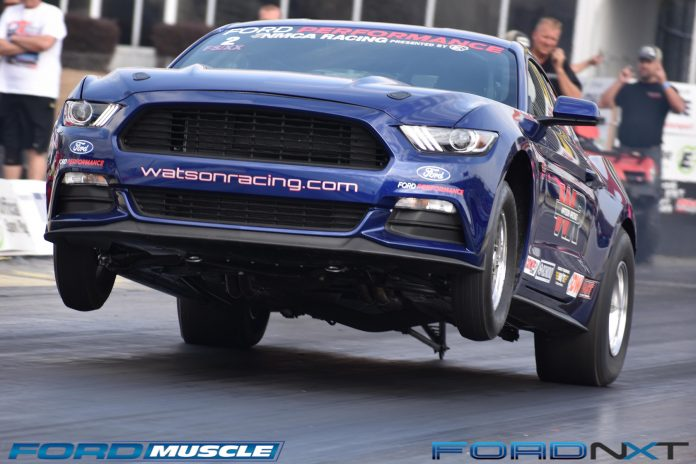 The 19th Annual NMRA Ford Motorsport Nationals