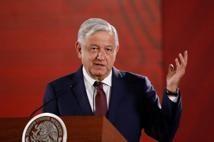 Mexican president reiterates desire to avoid conflict with Trump