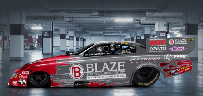 DUNN, CAMPBELL HEAD TO BRISTOL, NORWALK WITH NEW LOOK AND SPONSOR