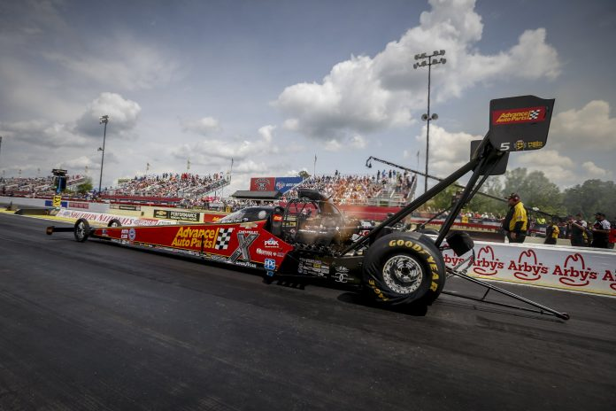 NHRA Amends Social Media And Onboard Camera Policies For Race Teams