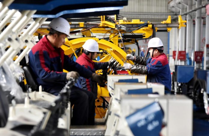 China's May industrial output growth cools to 17-year low as trade war bites