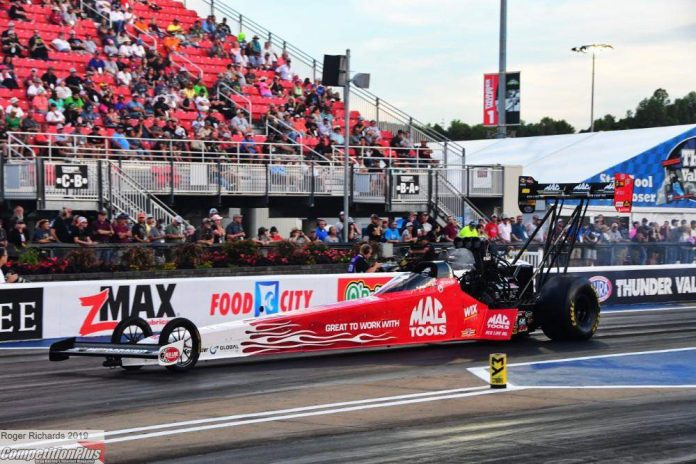 DOUG KALITTA INCHES CLOSER TO 50TH CAREER NO. 1 QUALIFIER