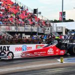 KALITTA, J. FORCE AND TUTTEROW NO. 1 QUALIFIERS AT THUNDER VALLEY NATIONALS