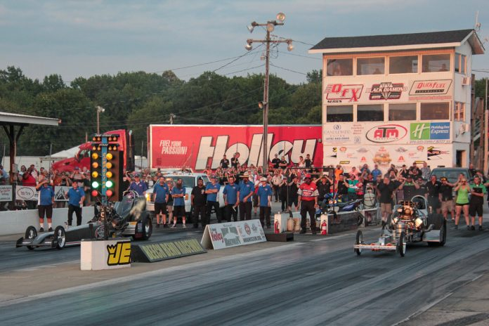 AREND, FRY VICTORIOUS AT BOWLING GREEN