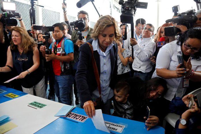 Guatemala votes for new president, runoff likely to decide outcome