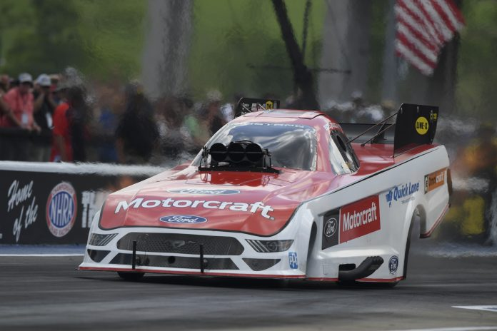 Tasca And Salinas Claim Wins At NHRA Thunder Valley Nationals