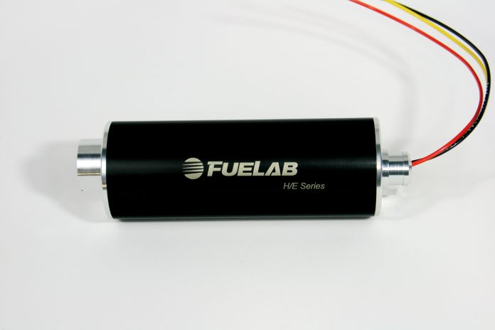 FUELAB Introduces 484 Series In-Tank Brushless Twin Screw Fuel Pumps
