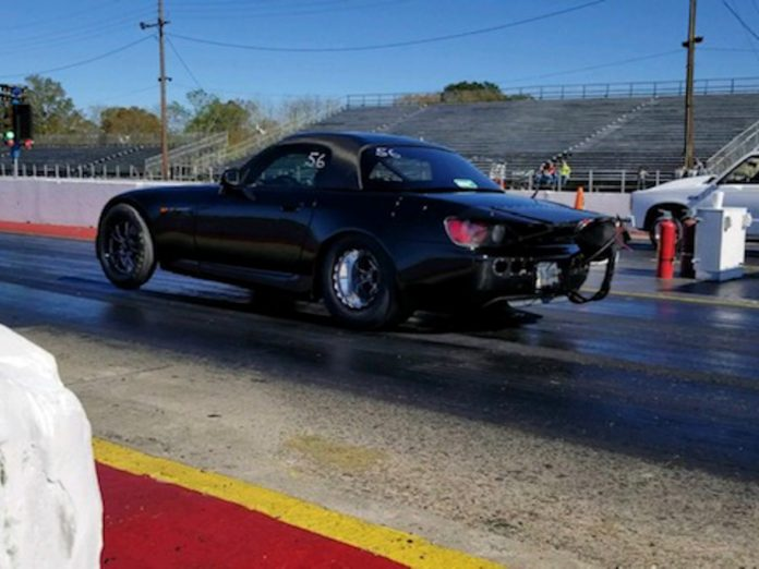 Twin Turbo LS Swapped S2000 Personifies Simple-But-Effective