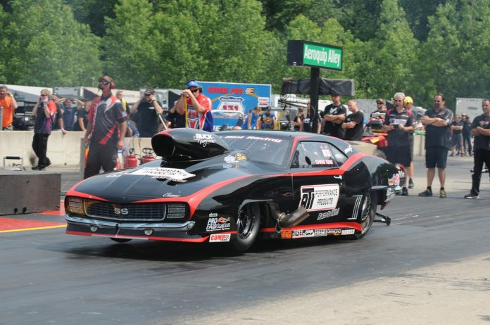 Chris Rini Ready For PDRA Summer Nationals At SGMP