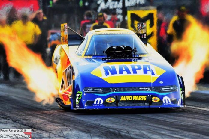 CAPPS, B. FORCE, KRAMER AND KRAWIEC CLAIM PROVISIONAL NO. 1 QUALIFIER SPOTS AT NORWALK