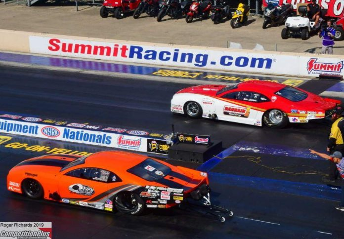 KHALID ALBALOOSHI EARNS FIRST NHRA PRO MOD WIN OF 2019 AT NORWALK