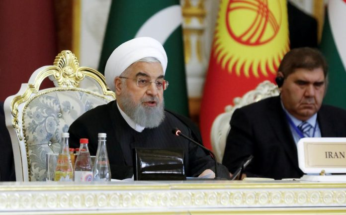 Iran says U.S. cyber attacks failed, hints talks are possible