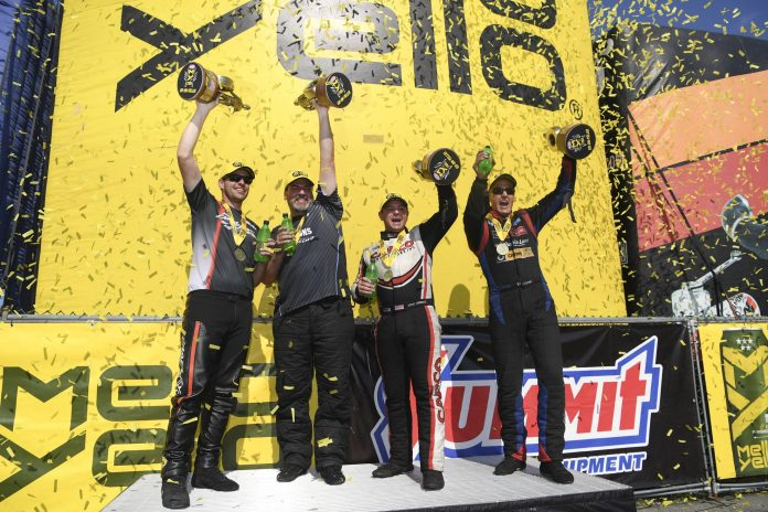 Tasca Goes Back-To-Back At Norwalk, Torrence Wins Sixth of 2019