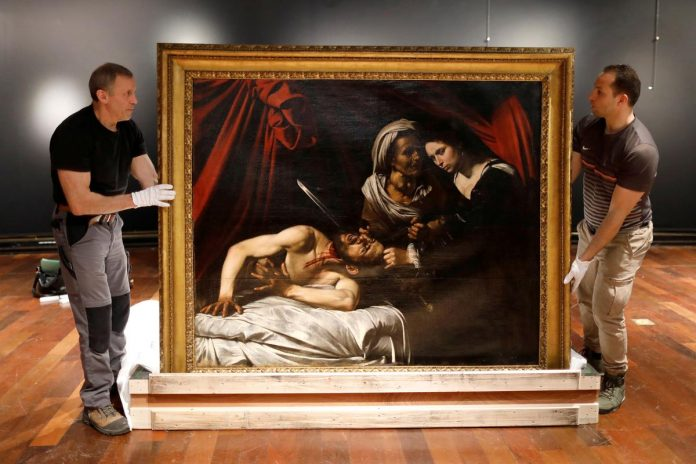Caravaggio painting found in French attic sold to mystery foreign buyer