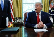 Trump says 'not talking boots on the ground' if action taken against Iran