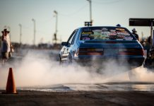 Baranowski Focused on Earning Coyote Stock Win at NMRA Maple Grove