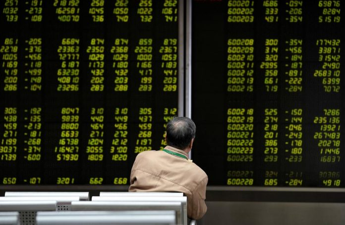 Asian shares creep higher on hopes of Sino-U.S. trade truce