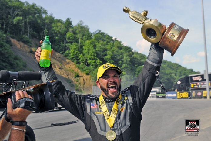 WILL TONY SCHUMACHER RETURN FOR U.S. NATIONALS?