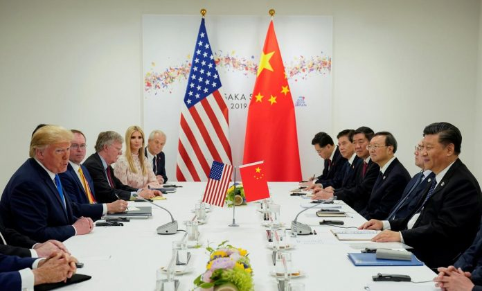 'Back on track': China and U.S. agree to restart trade talks