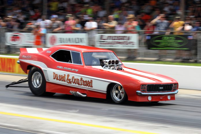 The 2019 Holley National Hot Rod Reunion