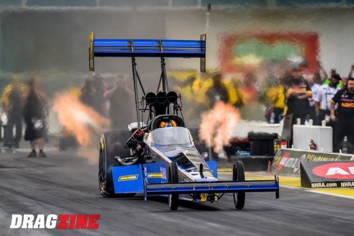 Ferré Using Strong Work Ethic To Forge Career In Top Fuel