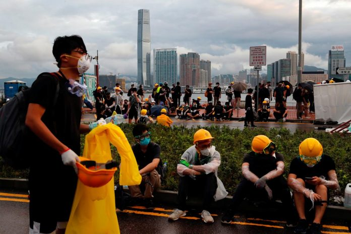 What people are saying on the anniversary of Hong Kong's handover
