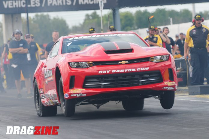 NHRA Factory Stock Showdown To Feature 32-Car Field At Indy