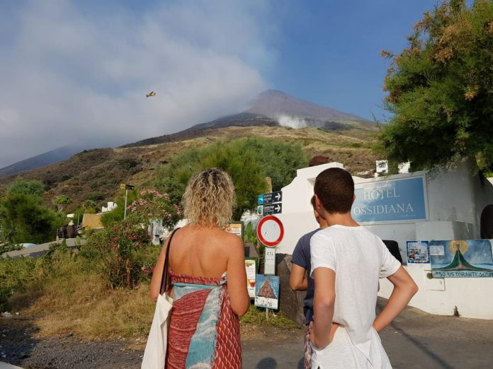 Volcano erupts on Italian island of Stromboli, kills one person